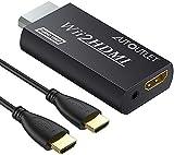 AUTOUTLET Wii zu HDMI Adapter, Wii Hdmi...