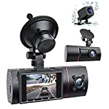 RaMokey 3 Lens Dashcam WDR HD 1080P...