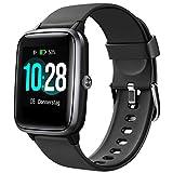 Letsfit Smartwatch, 1.3 Zoll Touchscreen...