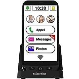 G50 Smartphone für Senior Swissvoice