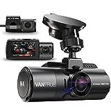 VANTRUE N4 3 Lens Dashcam 1440P + Dual...