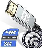 4K HDMI Kabel 3Meter,Sweguard HDMI Kabel...