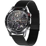 Jpantech Smartwatch, Fitness Armband Tracker Voller Touch Screen Uhr...