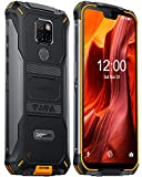 DOOGEE S68 PRO Outdoor Handy Android 9.0 Helio P70 Octa Core 6GB+128GB...