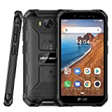 Outdoor Handy Günstig Ulefone Armor X6 (2020) Robustes Wasserdicht Smartphone ohne Vertrag Android 9.0, 5.0 Zoll, 2GB RAM+16GB ROM, 4000mAh, Quad-core IP68/IP69K, Stoßfest Staubdicht Face ID GPS