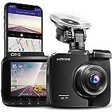 AZDOME 4K WiFi Dashcam mit GPS...