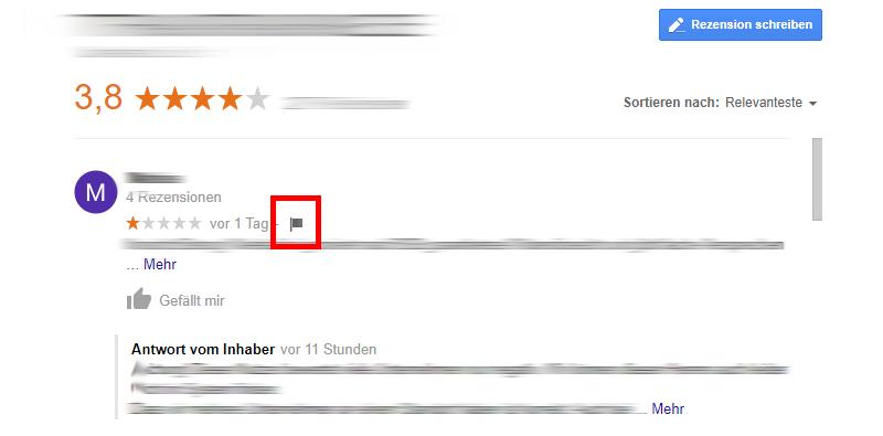 google-rezension-melden-entfernen