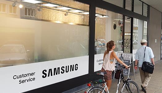 Wie werden SAMSUNG Smartphones / Handys repariert?