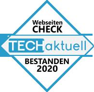 Tech-Aktuell Webseiten Check2020