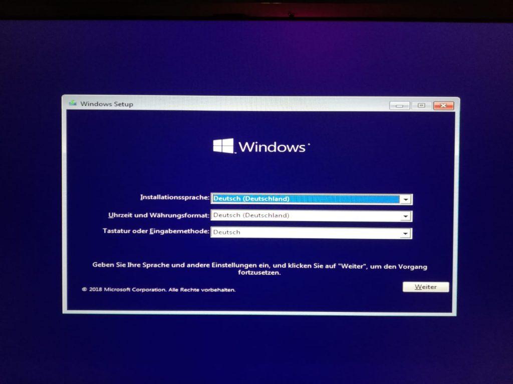 Windows 10 installieren: Schritt für Schritt