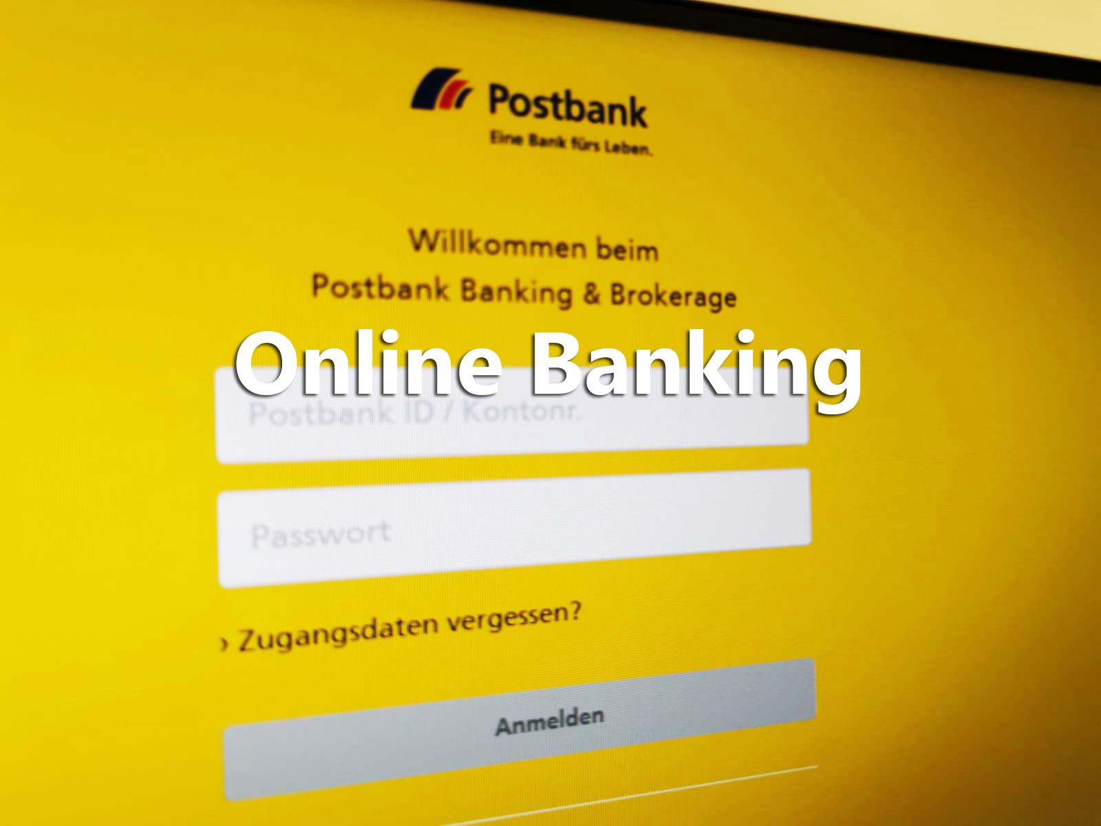 Postbank Onlain