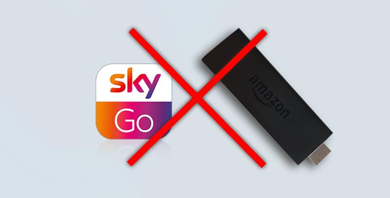 Amazon Fire Tv Stick Sky Go