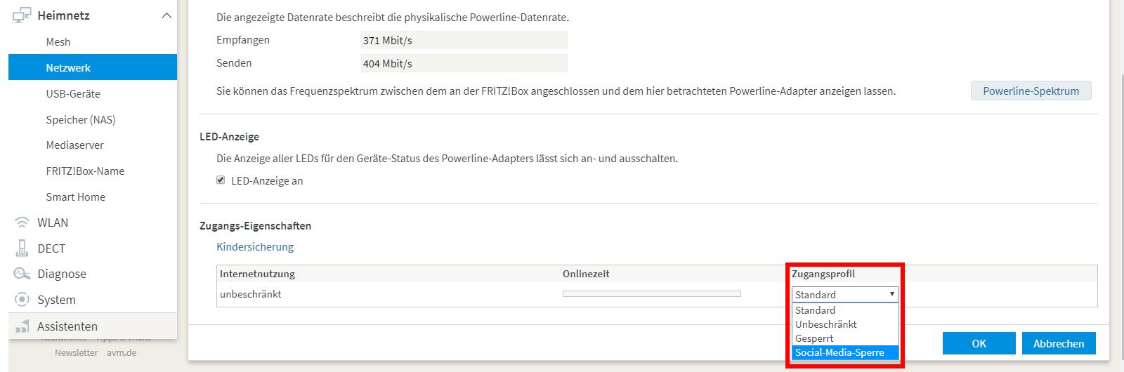 fritz-box-profil-filter-zuweisen