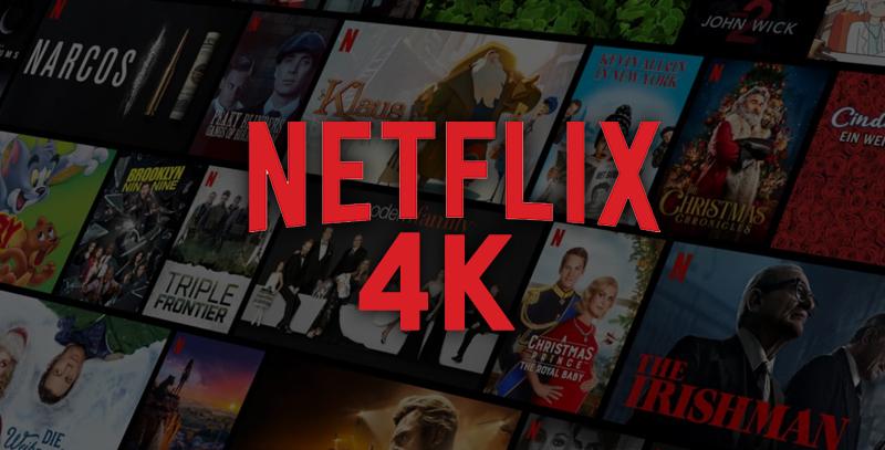 Netflix 4k Filme