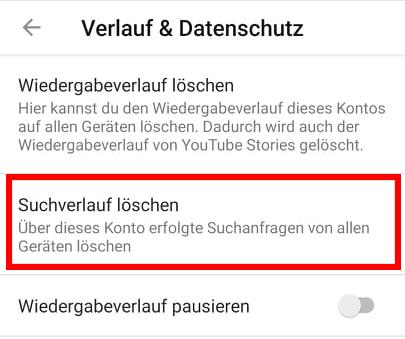 youtube-verlauf-entfernen