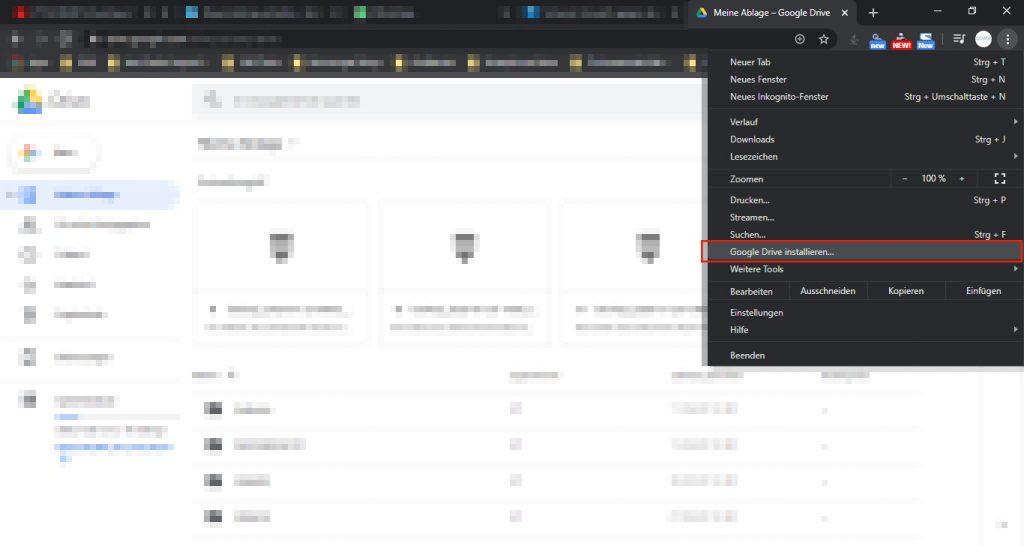 Google Drive als Progressive Web App verfügbar