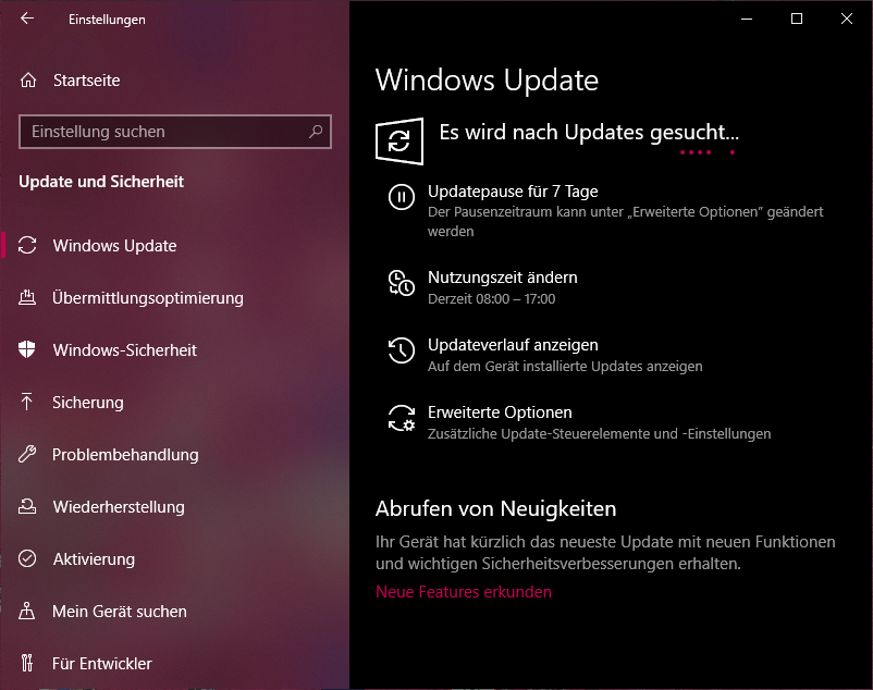 Windows 10: Was ist Windows Modules Installer Worker
