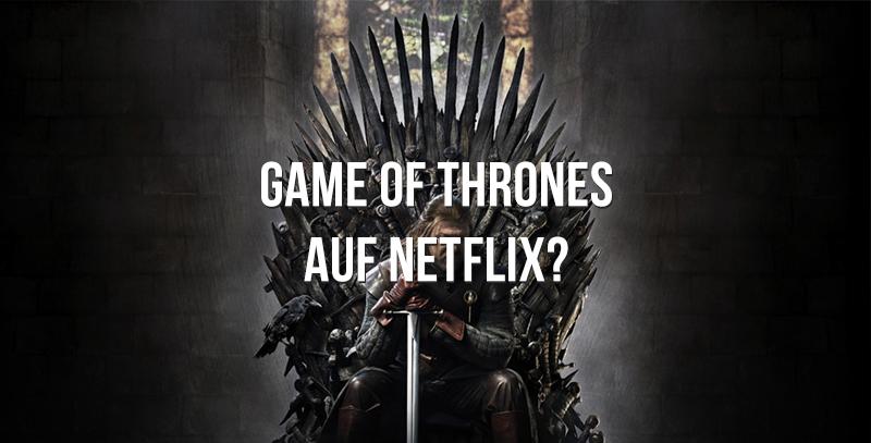 Netflix Game Of Thrones Staffel 7