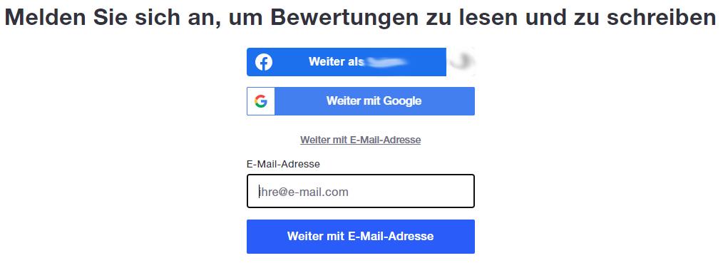 trustpilot-registrierung