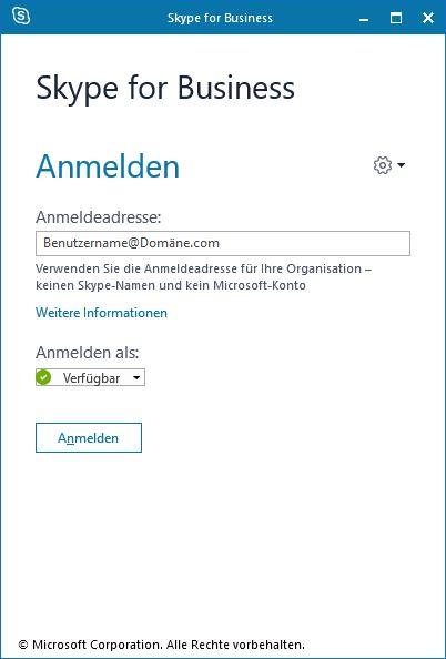Skype - Skype for Business Autostart verhindern