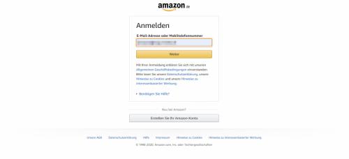 Amazon Video Anmelden